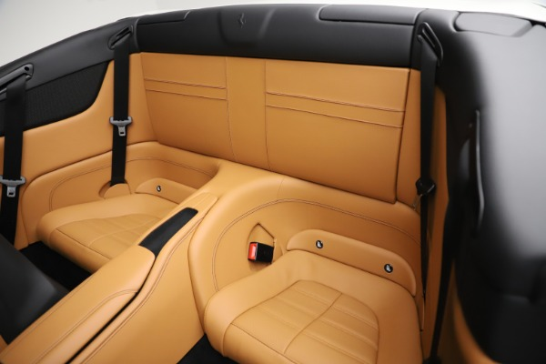 Used 2018 Ferrari California T for sale $169,900 at Rolls-Royce Motor Cars Greenwich in Greenwich CT 06830 22
