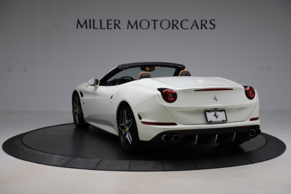 Used 2018 Ferrari California T for sale $169,900 at Rolls-Royce Motor Cars Greenwich in Greenwich CT 06830 5