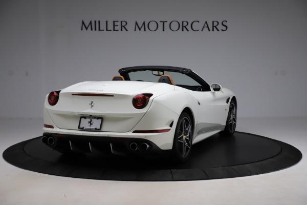 Used 2018 Ferrari California T for sale $169,900 at Rolls-Royce Motor Cars Greenwich in Greenwich CT 06830 7