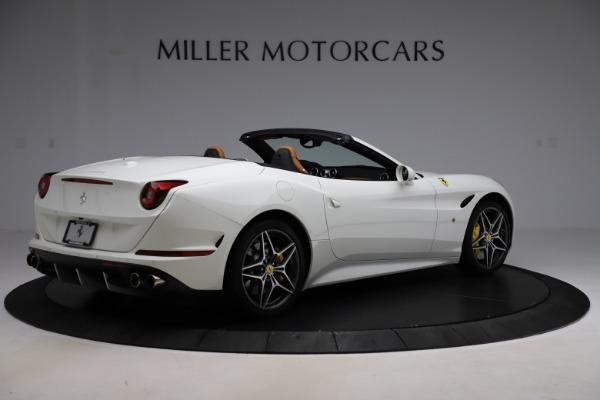 Used 2018 Ferrari California T for sale $169,900 at Rolls-Royce Motor Cars Greenwich in Greenwich CT 06830 8