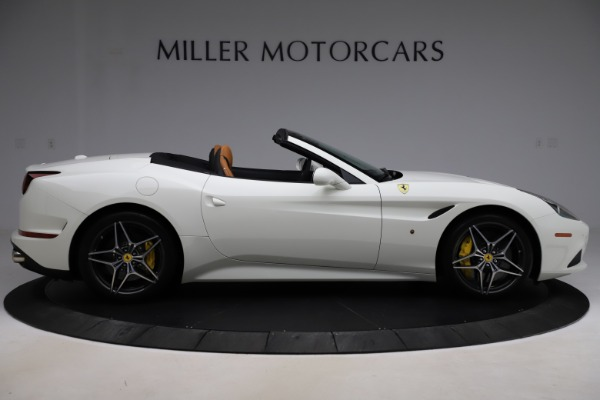 Used 2018 Ferrari California T for sale $169,900 at Rolls-Royce Motor Cars Greenwich in Greenwich CT 06830 9