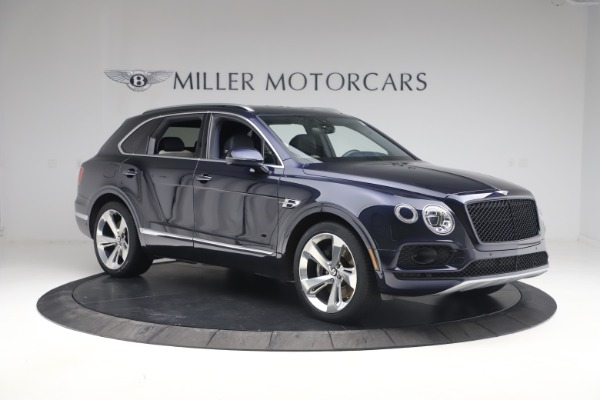 Used 2018 Bentley Bentayga W12 Signature Edition for sale $149,900 at Rolls-Royce Motor Cars Greenwich in Greenwich CT 06830 11