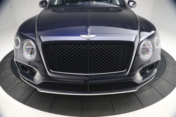 Used 2018 Bentley Bentayga W12 Signature Edition for sale $149,900 at Rolls-Royce Motor Cars Greenwich in Greenwich CT 06830 13