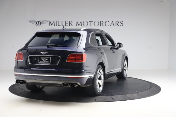 Used 2018 Bentley Bentayga W12 Signature Edition for sale $149,900 at Rolls-Royce Motor Cars Greenwich in Greenwich CT 06830 7