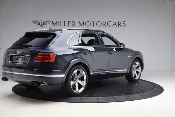 Used 2018 Bentley Bentayga W12 Signature for sale $154,900 at Rolls-Royce Motor Cars Greenwich in Greenwich CT 06830 8