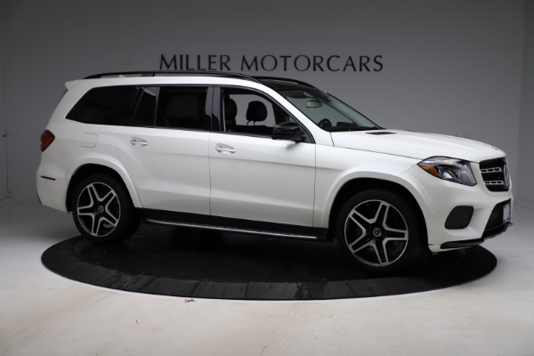 Used 2018 Mercedes-Benz GLS 550 for sale $67,900 at Rolls-Royce Motor Cars Greenwich in Greenwich CT 06830 10