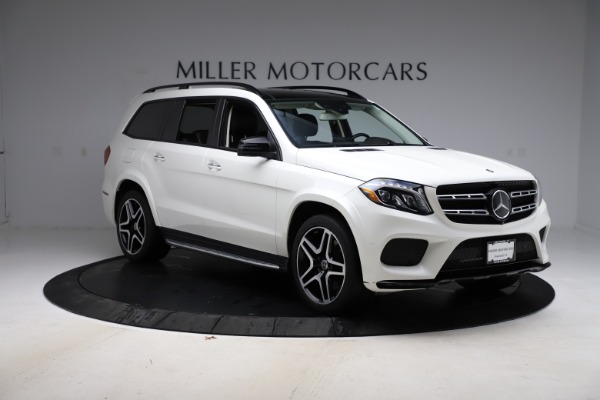 Used 2018 Mercedes-Benz GLS 550 for sale $67,900 at Rolls-Royce Motor Cars Greenwich in Greenwich CT 06830 11