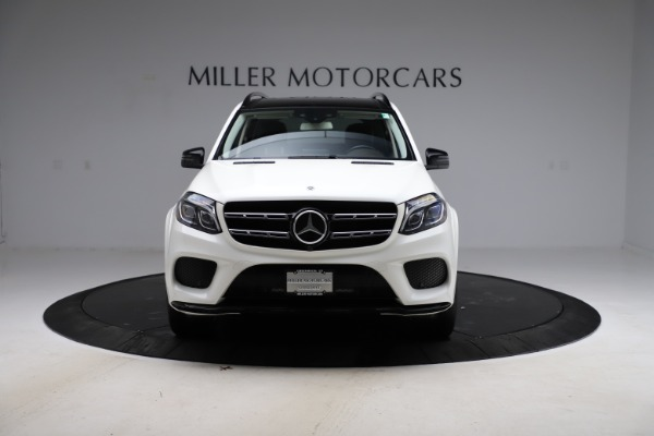 Used 2018 Mercedes-Benz GLS 550 for sale $67,900 at Rolls-Royce Motor Cars Greenwich in Greenwich CT 06830 12