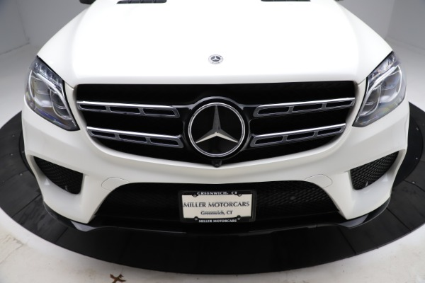 Used 2018 Mercedes-Benz GLS 550 for sale $67,900 at Rolls-Royce Motor Cars Greenwich in Greenwich CT 06830 13