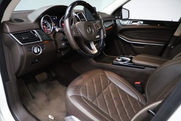 Used 2018 Mercedes-Benz GLS 550 for sale $67,900 at Rolls-Royce Motor Cars Greenwich in Greenwich CT 06830 16