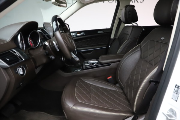Used 2018 Mercedes-Benz GLS 550 for sale $67,900 at Rolls-Royce Motor Cars Greenwich in Greenwich CT 06830 17