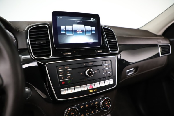 Used 2018 Mercedes-Benz GLS 550 for sale $67,900 at Rolls-Royce Motor Cars Greenwich in Greenwich CT 06830 23