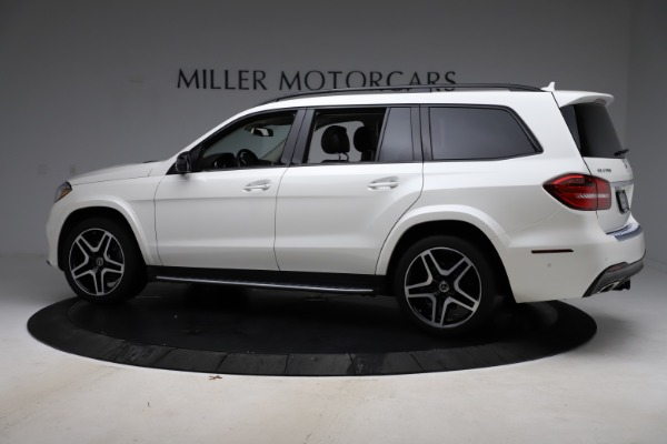 Used 2018 Mercedes-Benz GLS 550 for sale $67,900 at Rolls-Royce Motor Cars Greenwich in Greenwich CT 06830 4