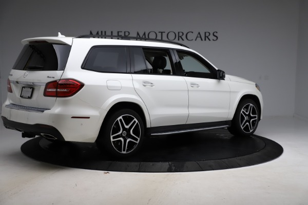Used 2018 Mercedes-Benz GLS 550 for sale $67,900 at Rolls-Royce Motor Cars Greenwich in Greenwich CT 06830 8