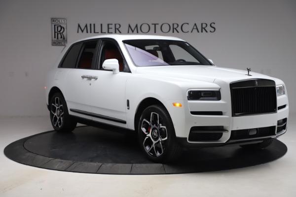 New 2021 Rolls-Royce Cullinan Black Badge for sale $431,325 at Rolls-Royce Motor Cars Greenwich in Greenwich CT 06830 12