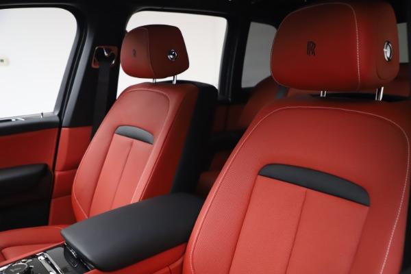 New 2021 Rolls-Royce Cullinan Black Badge for sale $431,325 at Rolls-Royce Motor Cars Greenwich in Greenwich CT 06830 14