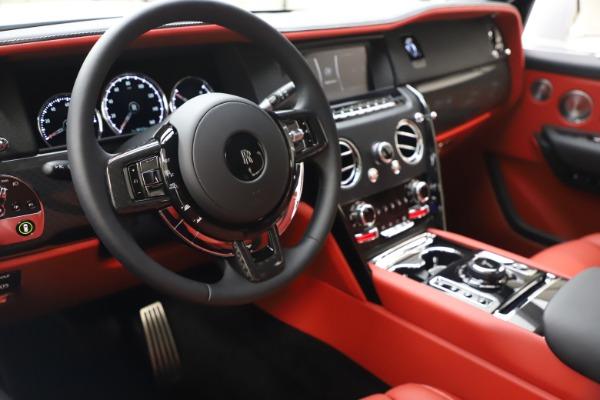 New 2021 Rolls-Royce Cullinan Black Badge for sale $431,325 at Rolls-Royce Motor Cars Greenwich in Greenwich CT 06830 16