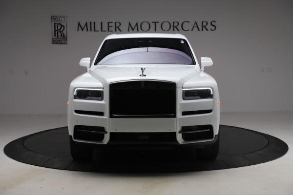 New 2021 Rolls-Royce Cullinan Black Badge for sale $431,325 at Rolls-Royce Motor Cars Greenwich in Greenwich CT 06830 3