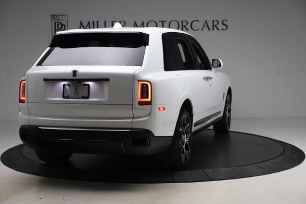 New 2021 Rolls-Royce Cullinan Black Badge for sale $431,325 at Rolls-Royce Motor Cars Greenwich in Greenwich CT 06830 8