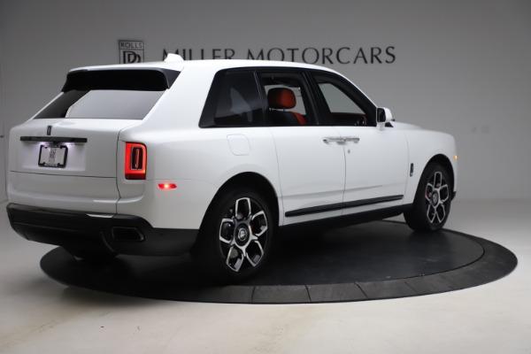 New 2021 Rolls-Royce Cullinan Black Badge for sale $431,325 at Rolls-Royce Motor Cars Greenwich in Greenwich CT 06830 9