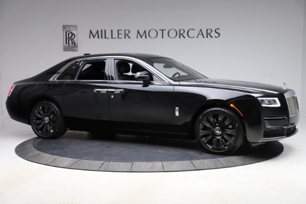 New 2021 Rolls-Royce Ghost for sale $374,150 at Rolls-Royce Motor Cars Greenwich in Greenwich CT 06830 11