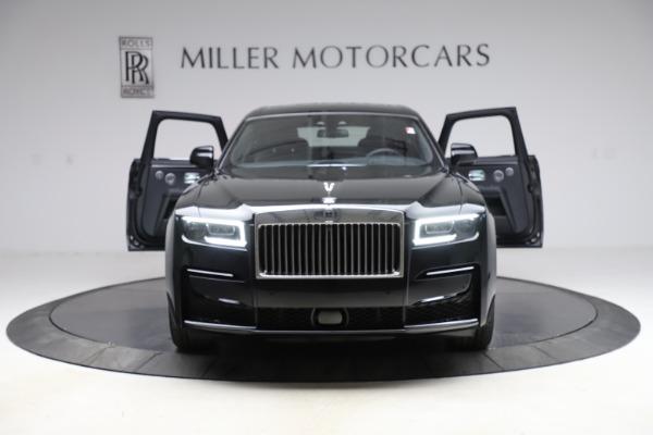 New 2021 Rolls-Royce Ghost for sale $374,150 at Rolls-Royce Motor Cars Greenwich in Greenwich CT 06830 13