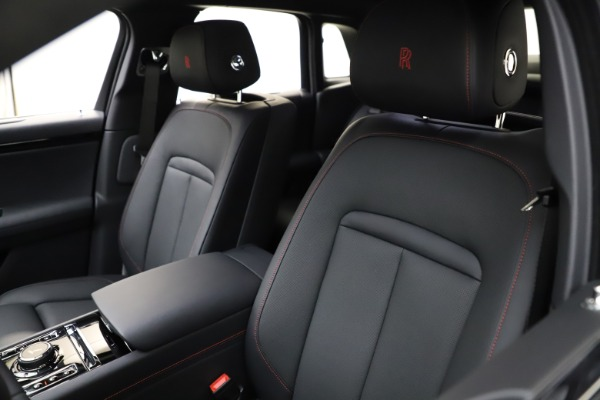 New 2021 Rolls-Royce Ghost for sale $374,150 at Rolls-Royce Motor Cars Greenwich in Greenwich CT 06830 14