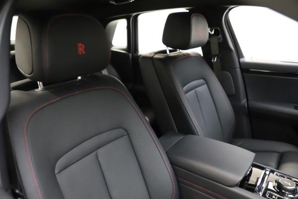 New 2021 Rolls-Royce Ghost for sale $374,150 at Rolls-Royce Motor Cars Greenwich in Greenwich CT 06830 15