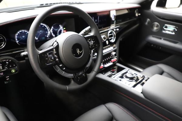 New 2021 Rolls-Royce Ghost for sale $374,150 at Rolls-Royce Motor Cars Greenwich in Greenwich CT 06830 16