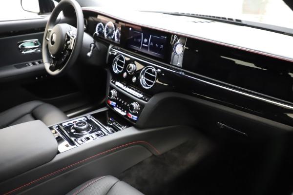 New 2021 Rolls-Royce Ghost for sale $374,150 at Rolls-Royce Motor Cars Greenwich in Greenwich CT 06830 17