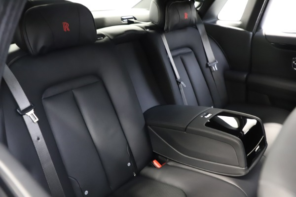 New 2021 Rolls-Royce Ghost for sale $374,150 at Rolls-Royce Motor Cars Greenwich in Greenwich CT 06830 18
