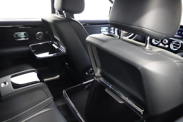 New 2021 Rolls-Royce Ghost for sale $374,150 at Rolls-Royce Motor Cars Greenwich in Greenwich CT 06830 21
