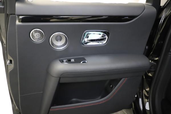 New 2021 Rolls-Royce Ghost for sale $374,150 at Rolls-Royce Motor Cars Greenwich in Greenwich CT 06830 22