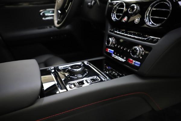 New 2021 Rolls-Royce Ghost for sale $374,150 at Rolls-Royce Motor Cars Greenwich in Greenwich CT 06830 23