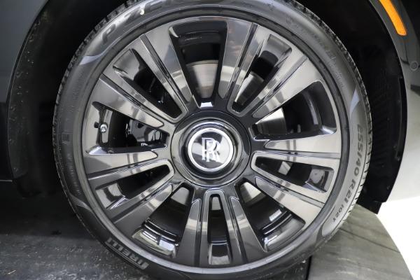 New 2021 Rolls-Royce Ghost for sale $374,150 at Rolls-Royce Motor Cars Greenwich in Greenwich CT 06830 27