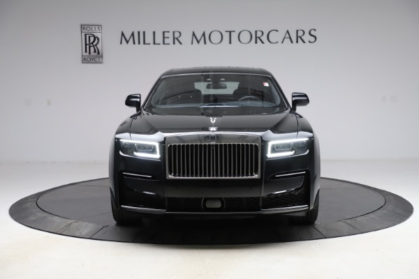 New 2021 Rolls-Royce Ghost for sale $374,150 at Rolls-Royce Motor Cars Greenwich in Greenwich CT 06830 3