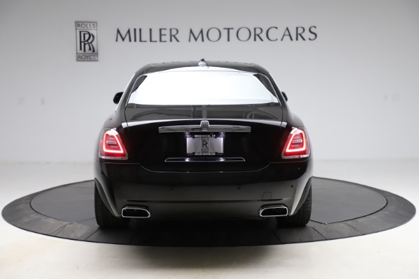 New 2021 Rolls-Royce Ghost for sale $374,150 at Rolls-Royce Motor Cars Greenwich in Greenwich CT 06830 7