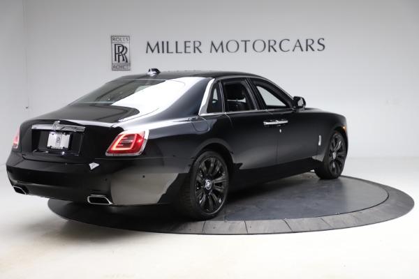 New 2021 Rolls-Royce Ghost for sale $374,150 at Rolls-Royce Motor Cars Greenwich in Greenwich CT 06830 9