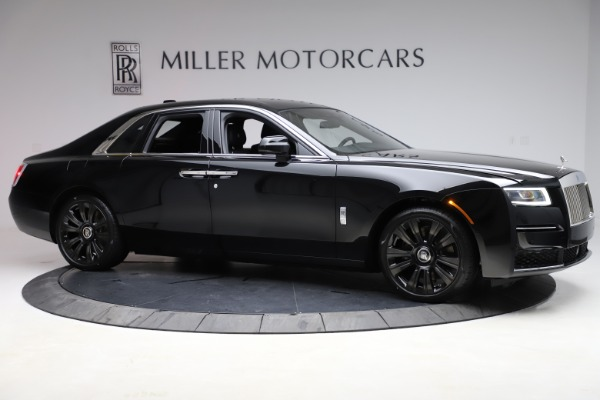 New 2021 Rolls-Royce Ghost for sale $370,650 at Rolls-Royce Motor Cars Greenwich in Greenwich CT 06830 11