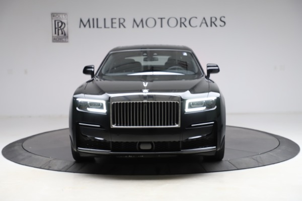 New 2021 Rolls-Royce Ghost for sale $370,650 at Rolls-Royce Motor Cars Greenwich in Greenwich CT 06830 2