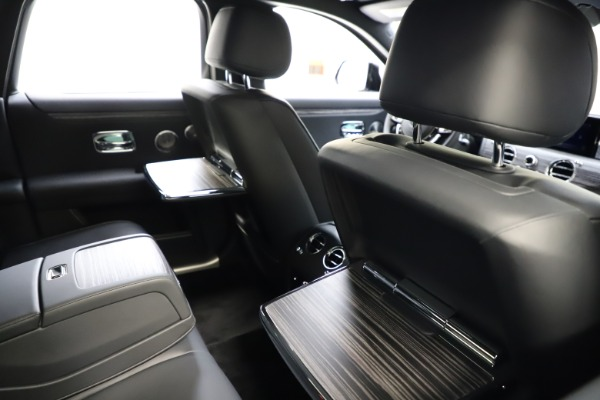 New 2021 Rolls-Royce Ghost for sale $370,650 at Rolls-Royce Motor Cars Greenwich in Greenwich CT 06830 20