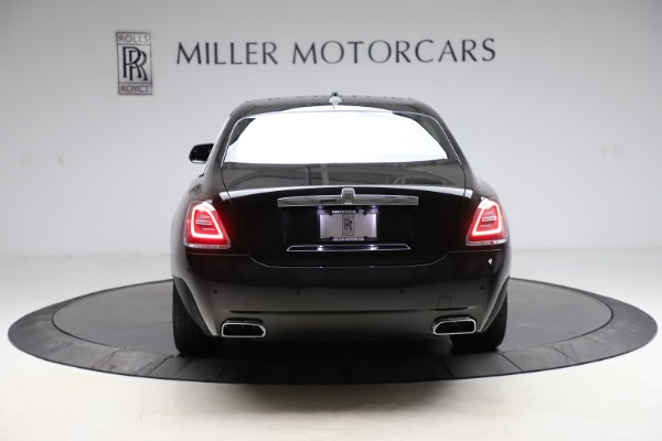New 2021 Rolls-Royce Ghost for sale $370,650 at Rolls-Royce Motor Cars Greenwich in Greenwich CT 06830 7