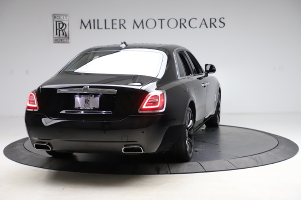 New 2021 Rolls-Royce Ghost for sale $370,650 at Rolls-Royce Motor Cars Greenwich in Greenwich CT 06830 8