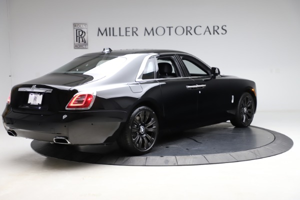 New 2021 Rolls-Royce Ghost for sale $370,650 at Rolls-Royce Motor Cars Greenwich in Greenwich CT 06830 9