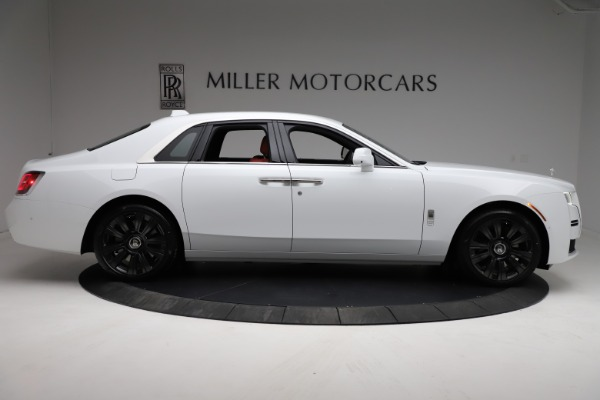 New 2021 Rolls-Royce Ghost for sale $390,400 at Rolls-Royce Motor Cars Greenwich in Greenwich CT 06830 10