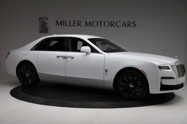 New 2021 Rolls-Royce Ghost for sale $390,400 at Rolls-Royce Motor Cars Greenwich in Greenwich CT 06830 11