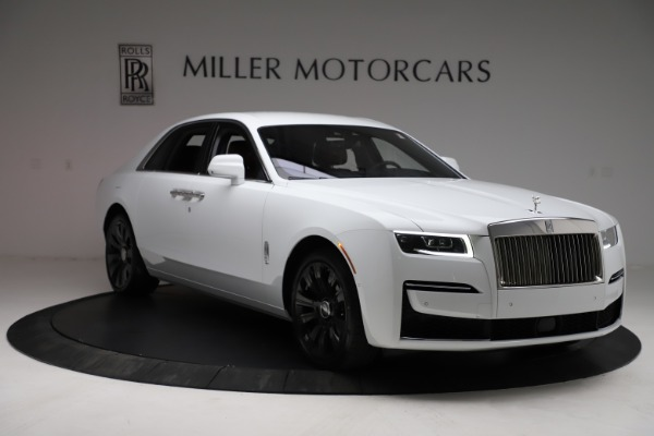 New 2021 Rolls-Royce Ghost for sale $390,400 at Rolls-Royce Motor Cars Greenwich in Greenwich CT 06830 12