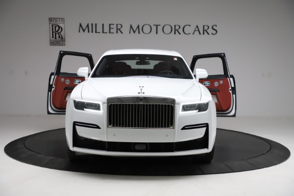 New 2021 Rolls-Royce Ghost for sale $390,400 at Rolls-Royce Motor Cars Greenwich in Greenwich CT 06830 13