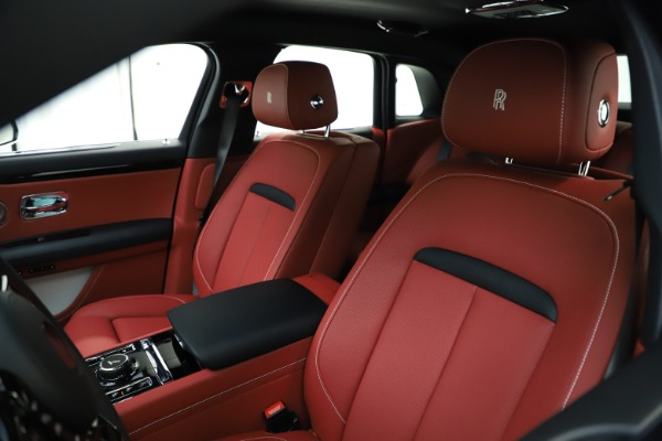 New 2021 Rolls-Royce Ghost for sale $390,400 at Rolls-Royce Motor Cars Greenwich in Greenwich CT 06830 14
