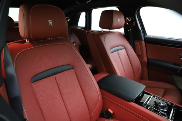New 2021 Rolls-Royce Ghost for sale $390,400 at Rolls-Royce Motor Cars Greenwich in Greenwich CT 06830 15